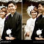 Japanese Wedding Photos 16